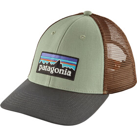 Patagonia P-6 Logo LoPro - Couvre-chef - gris/marron